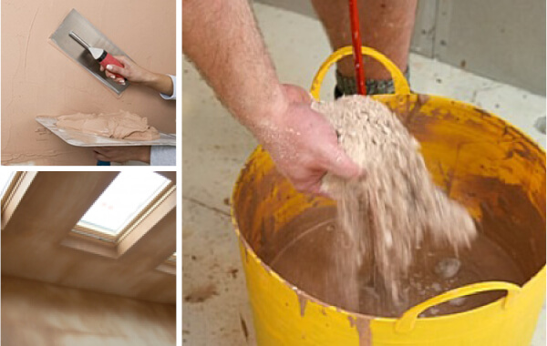 plastering images